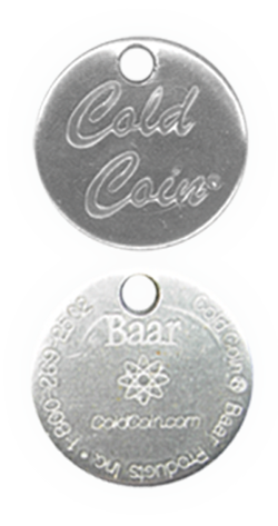 Edgar Cayce's Cold Coin from Baar